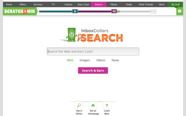 inboxdollars search page